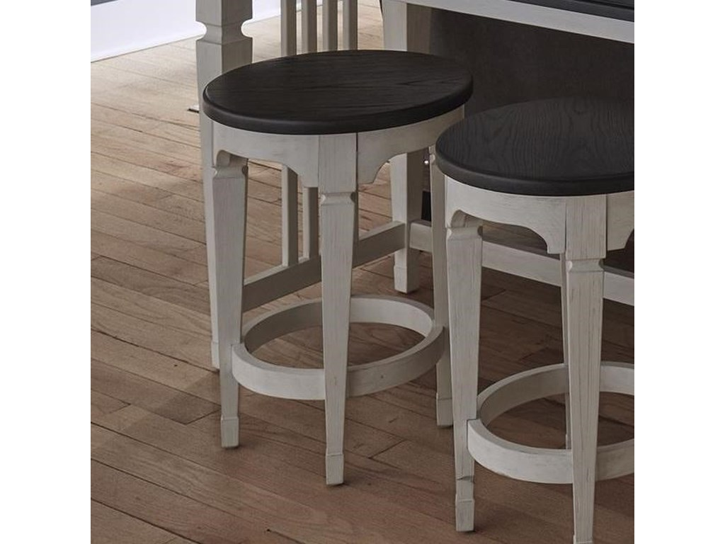 Liberty Furniture Allyson ParkConsole Stool