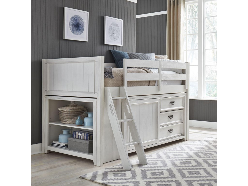 Liberty Furniture Allyson ParkTwin Loft Bed