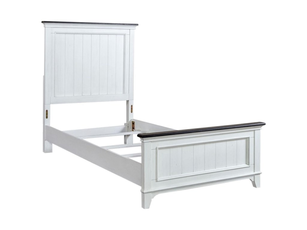Liberty Furniture Allyson ParkTwin Panel Bed