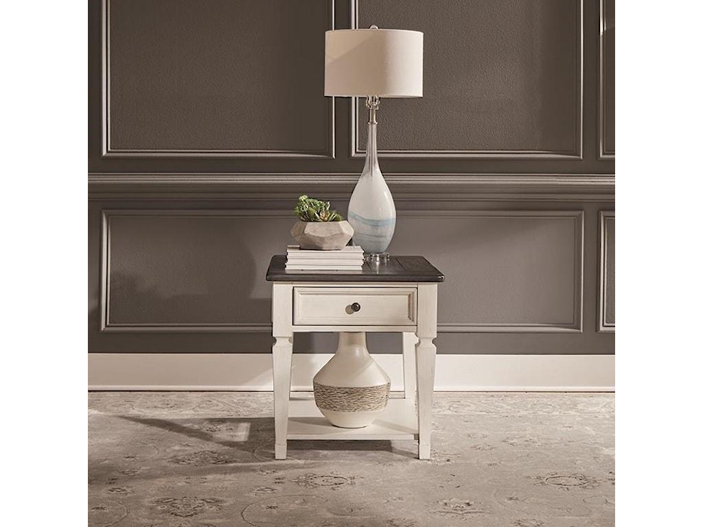 Liberty Furniture Allyson Park417OT1020