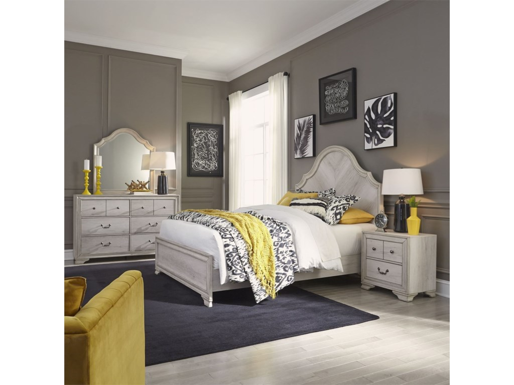 Liberty Furniture Amelia CourtTwin Panel Bed