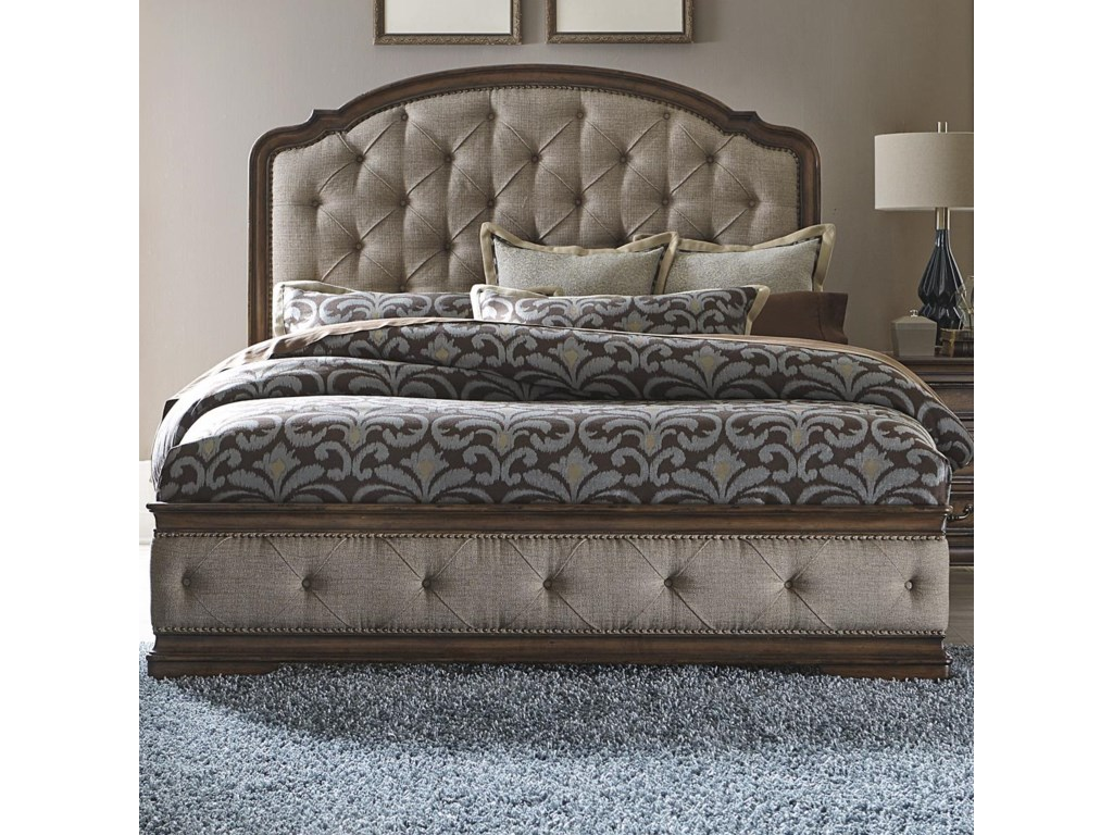 Liberty Furniture AmeliaQueen Upholstered Bed