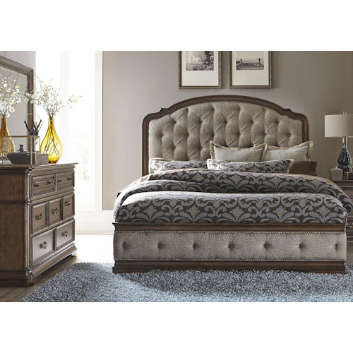 Liberty Furniture Amelia King Bedroom Group