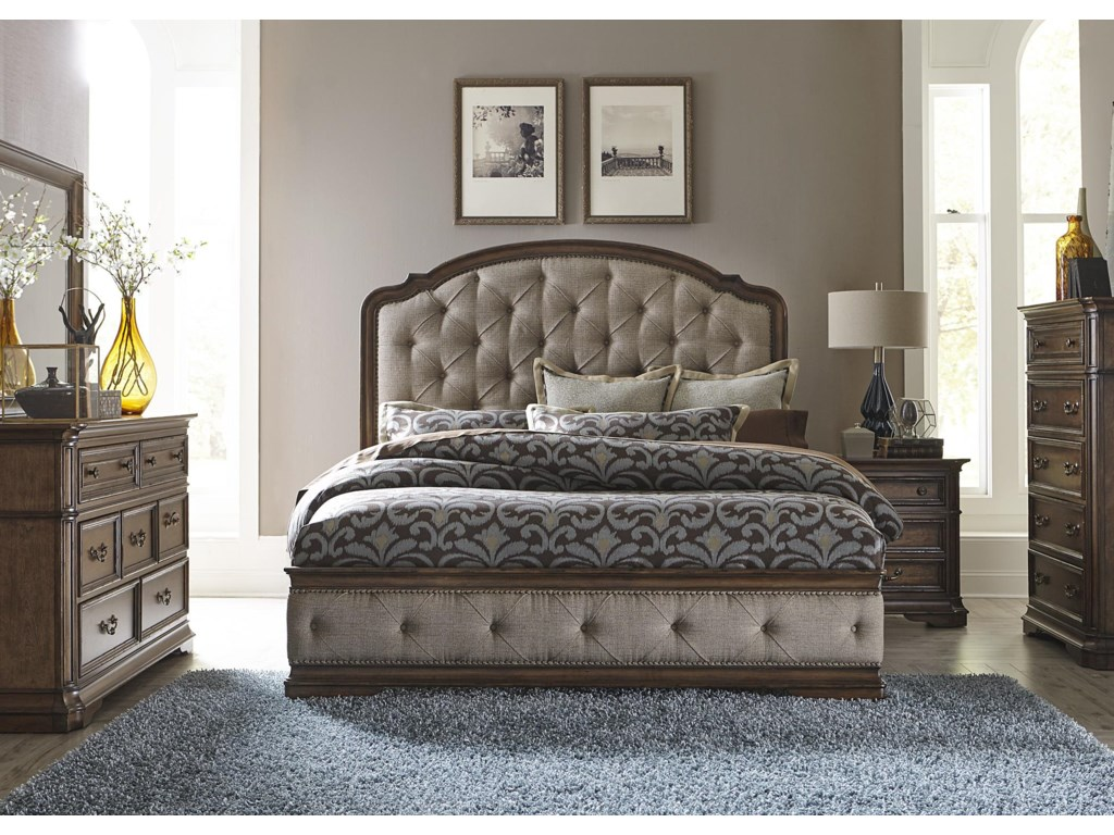 Liberty Furniture AmeliaQueen Bedroom Group