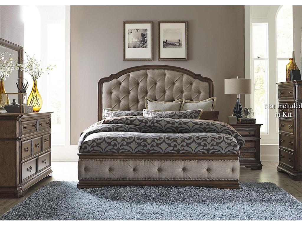 Liberty Furniture AmeliaKing Bedroom Group