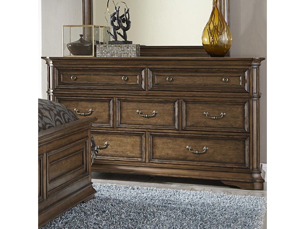 Liberty Furniture Amelia7-Drawer Dresser