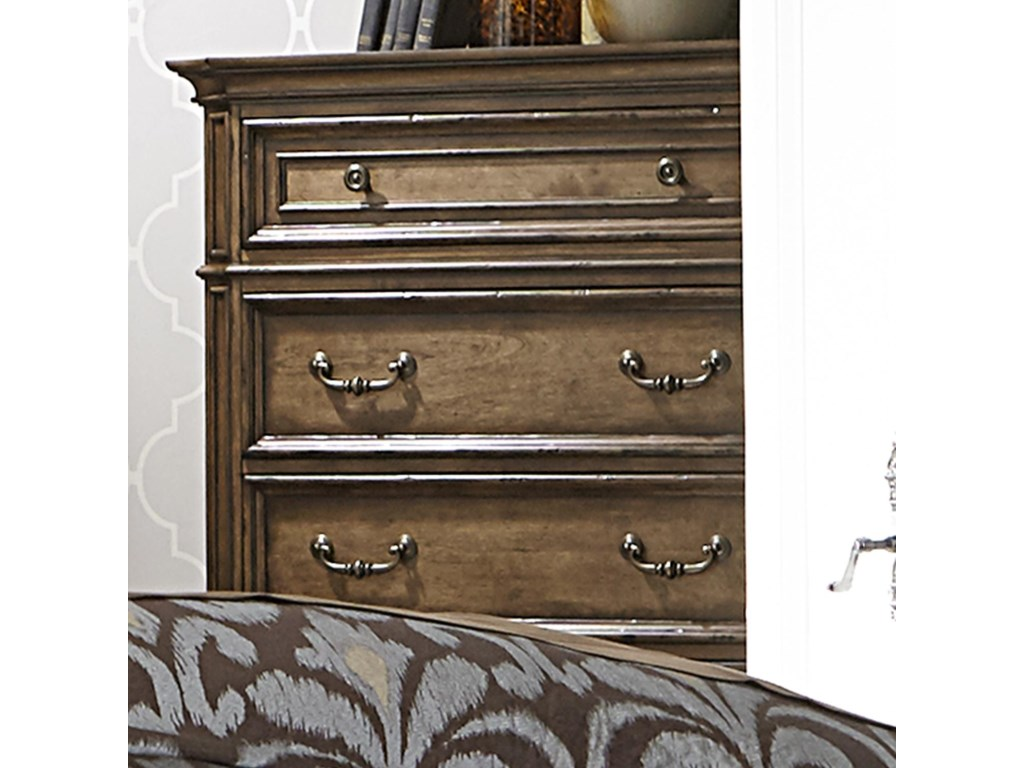 Vendor 5349 Amelia5-Drawer Chest of Drawers