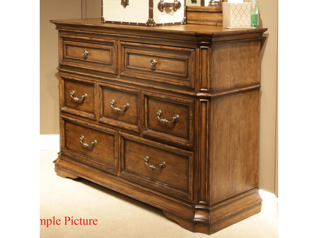 Liberty Furniture AmeliaMedia Dresser