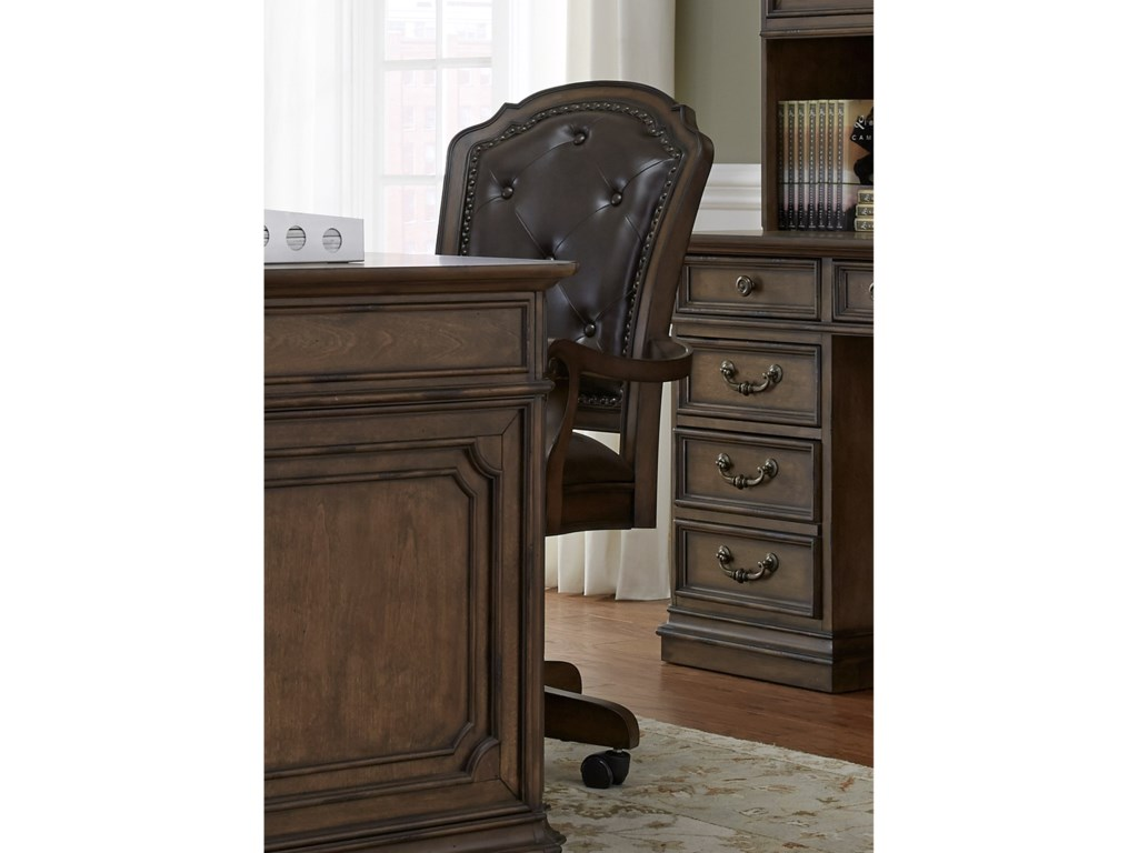 Liberty Furniture Amelia Home OfficeJr Executive Office Chair