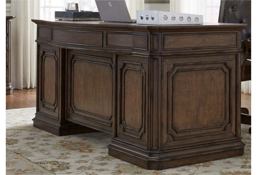 Office Traditional Executive Desk