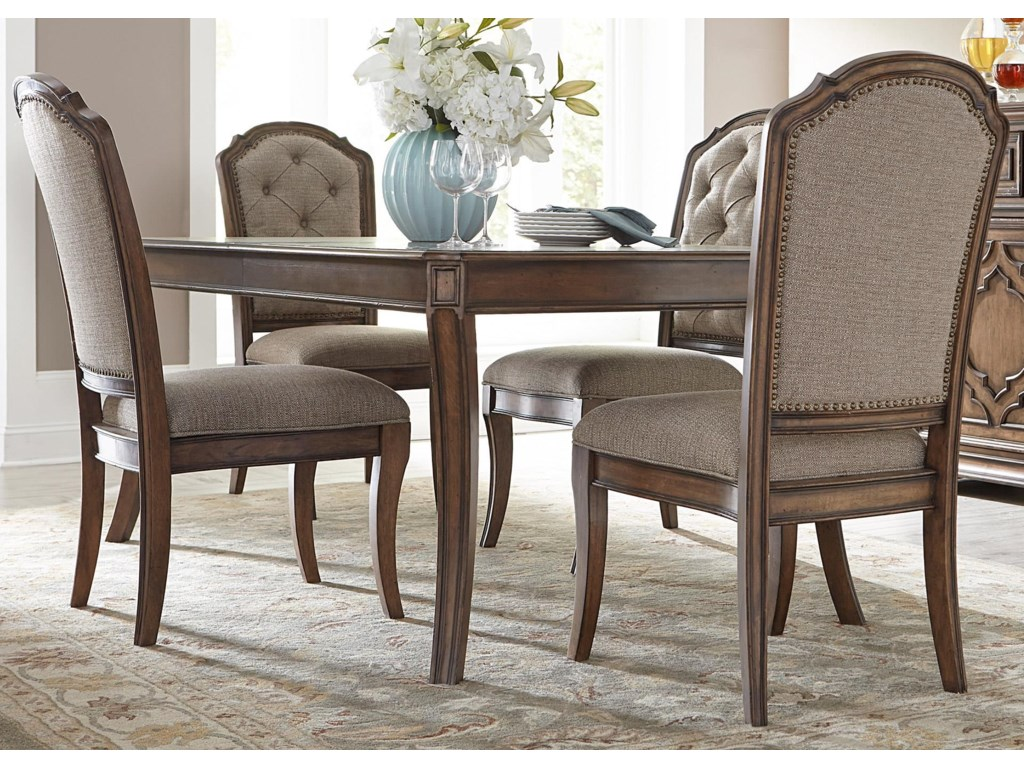 Liberty Furniture Amelia DiningDining Table & 6 Chairs