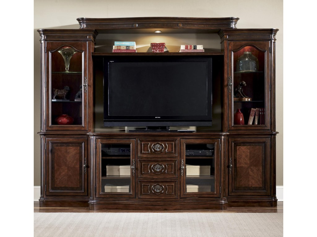Liberty Furniture AndalusiaEntertainment Wall Unit