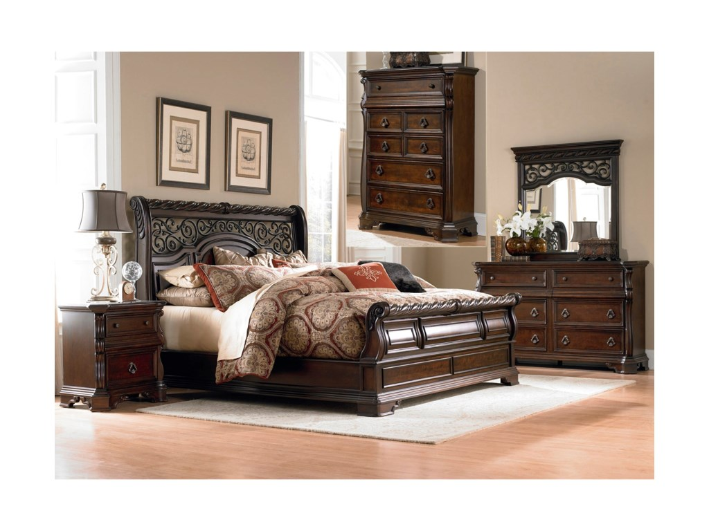Liberty Furniture Arbor PlaceKing Bedroom Group