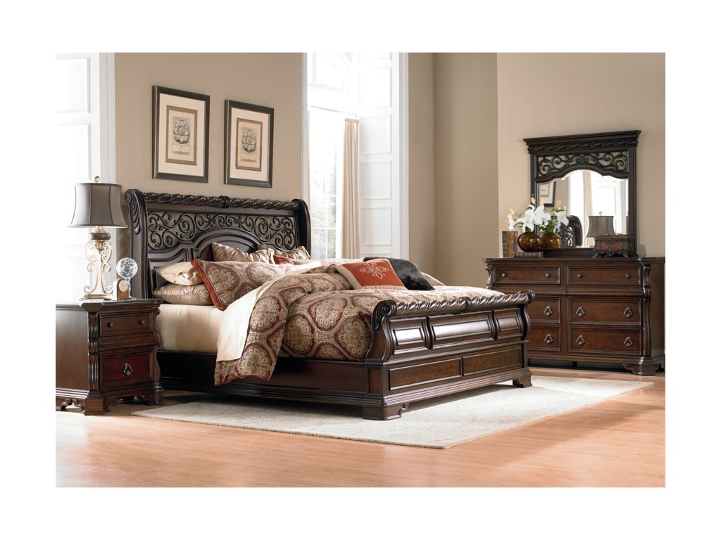 Liberty Furniture Arbor PlaceQueen Bedroom Group