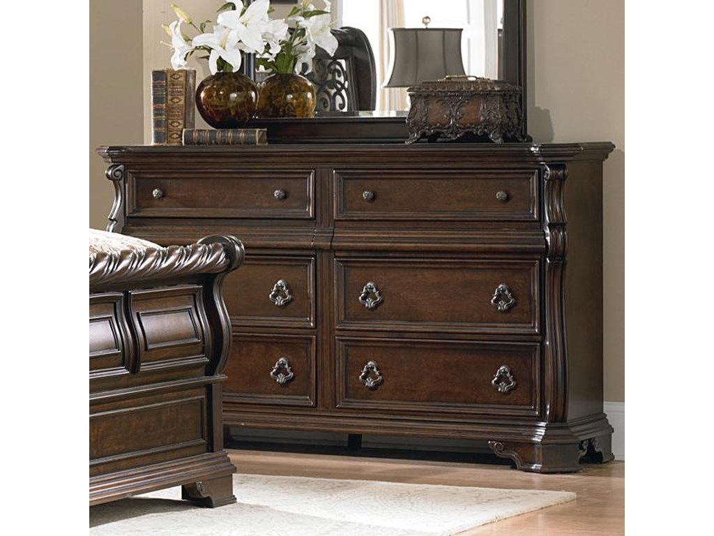 Liberty Furniture Arbor Place8 Drawer Double Dresser