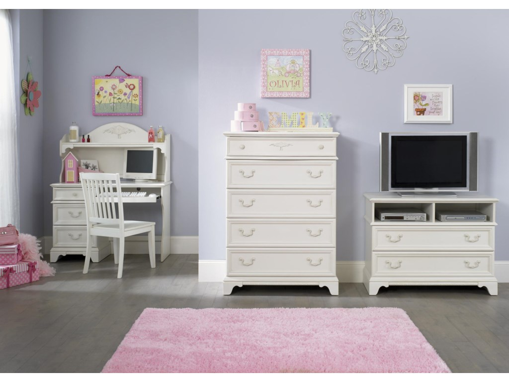 Liberty Furniture Arielle Youth BedroomMedia Chest