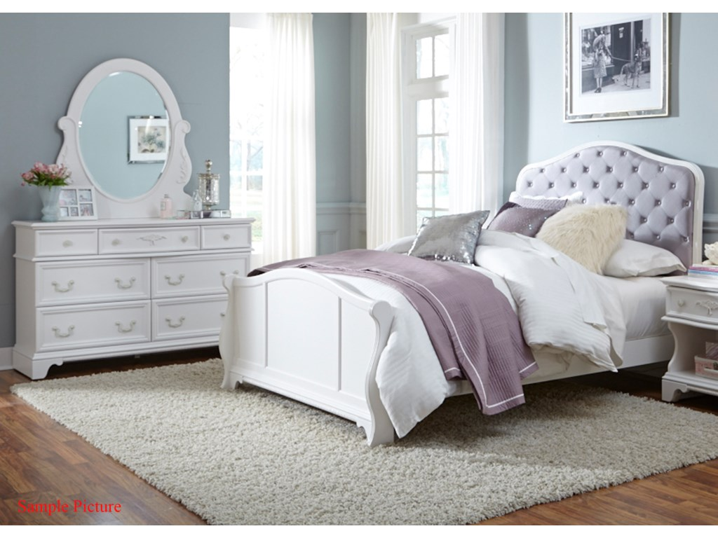 Liberty Furniture Arielle Youth BedroomFull Bedroom Group