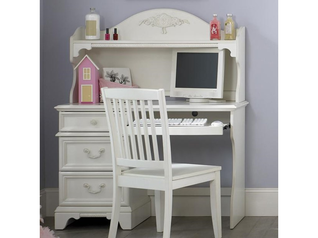 Liberty Furniture Arielle Youth BedroomStudent Desk & Hutch