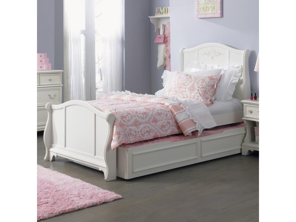 Liberty Furniture Arielle Youth BedroomTwin Sleigh Bed