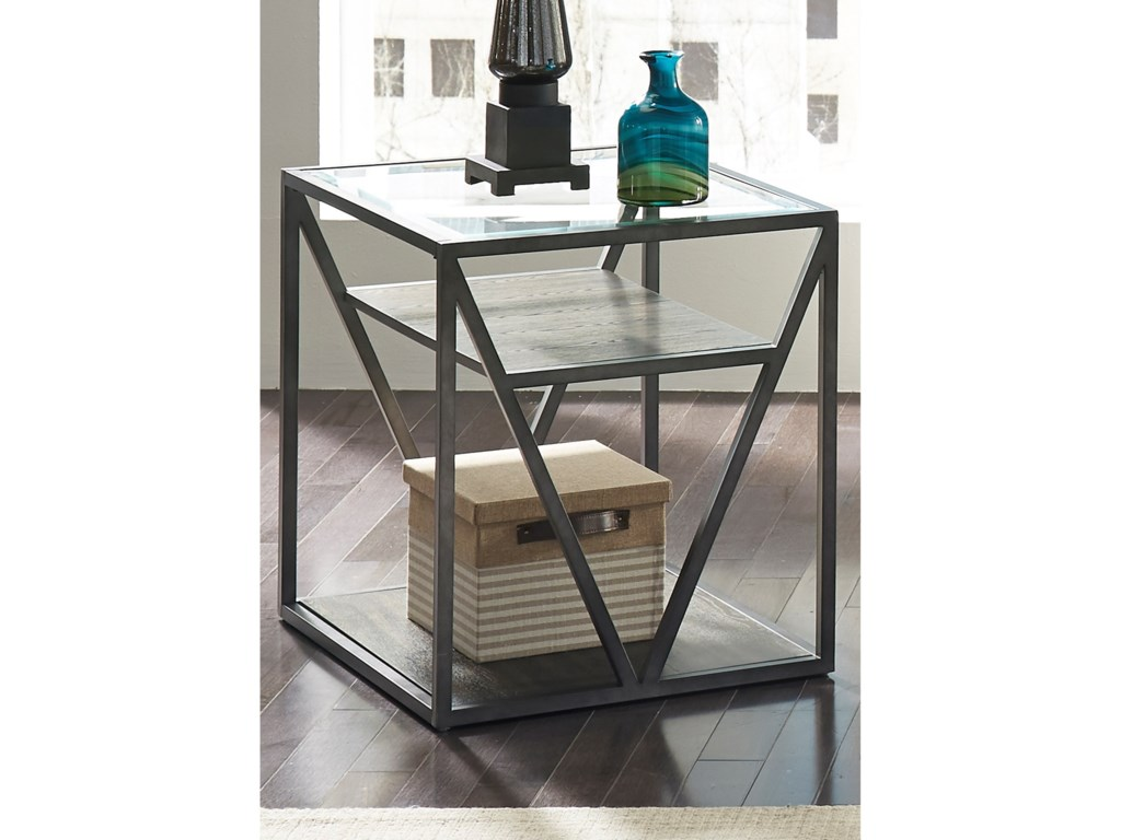 Liberty Furniture UrbanEnd Table