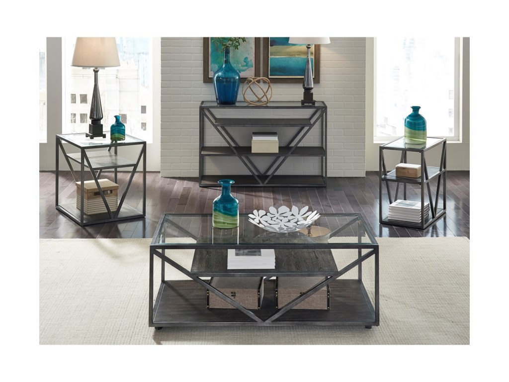 Liberty Furniture Arista OccasionalSofa Table