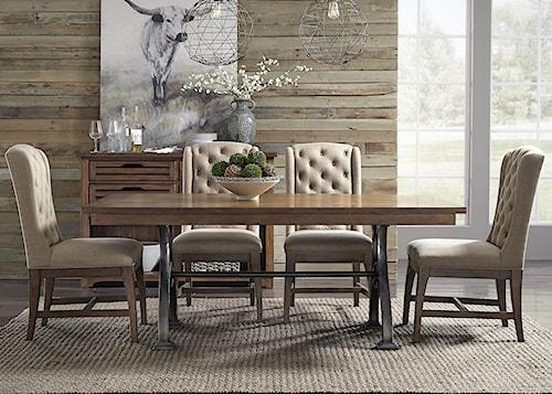 Liberty Furniture Arlington Formal Dining Room Group