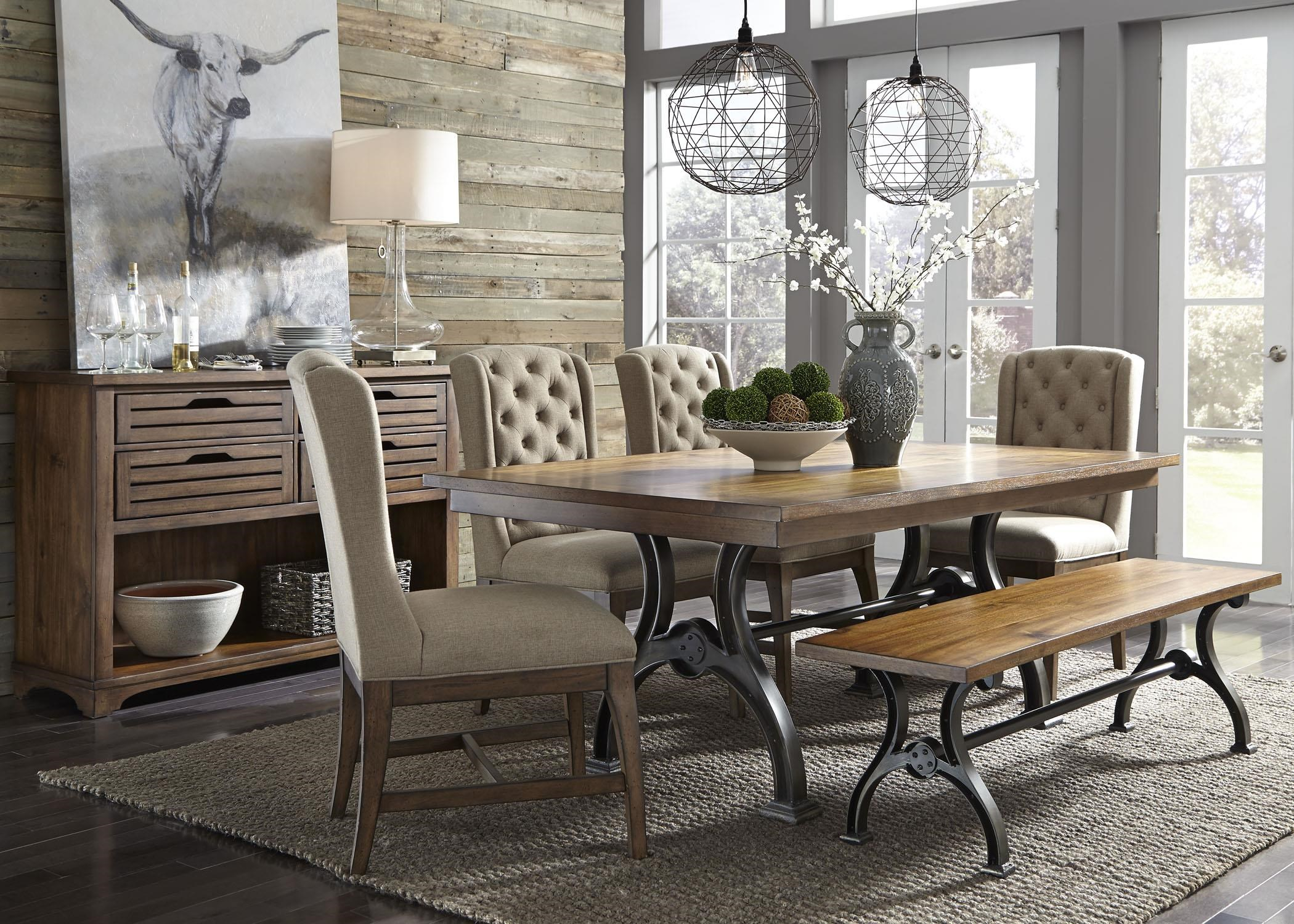 Liberty Furniture Arlington Formal Dining Room Group
