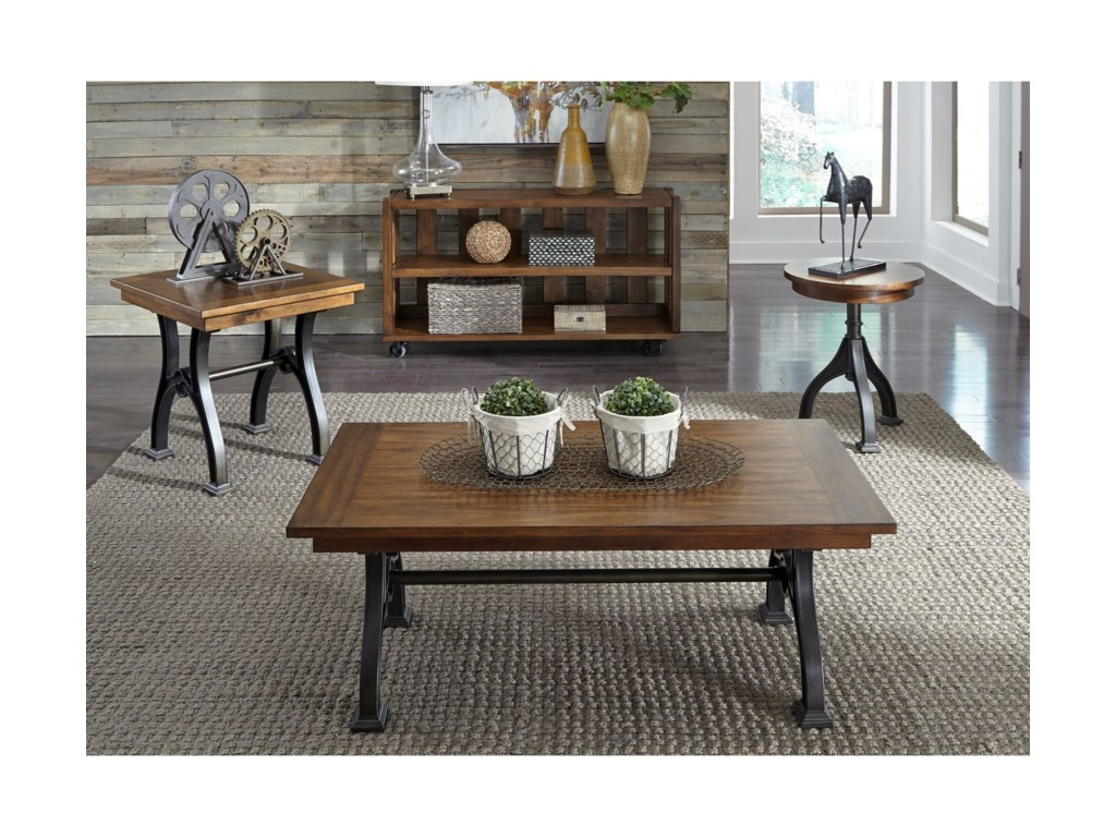 Liberty Furniture ArlingtonOccasional Table Group