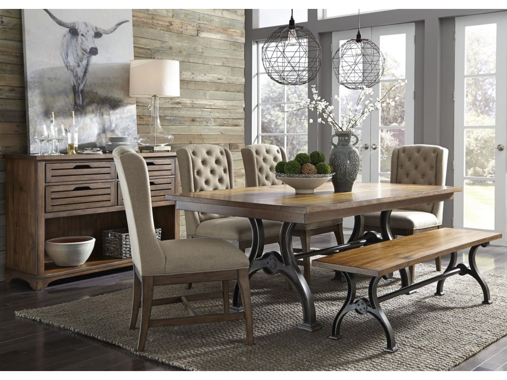 Liberty Furniture ArlingtonBench