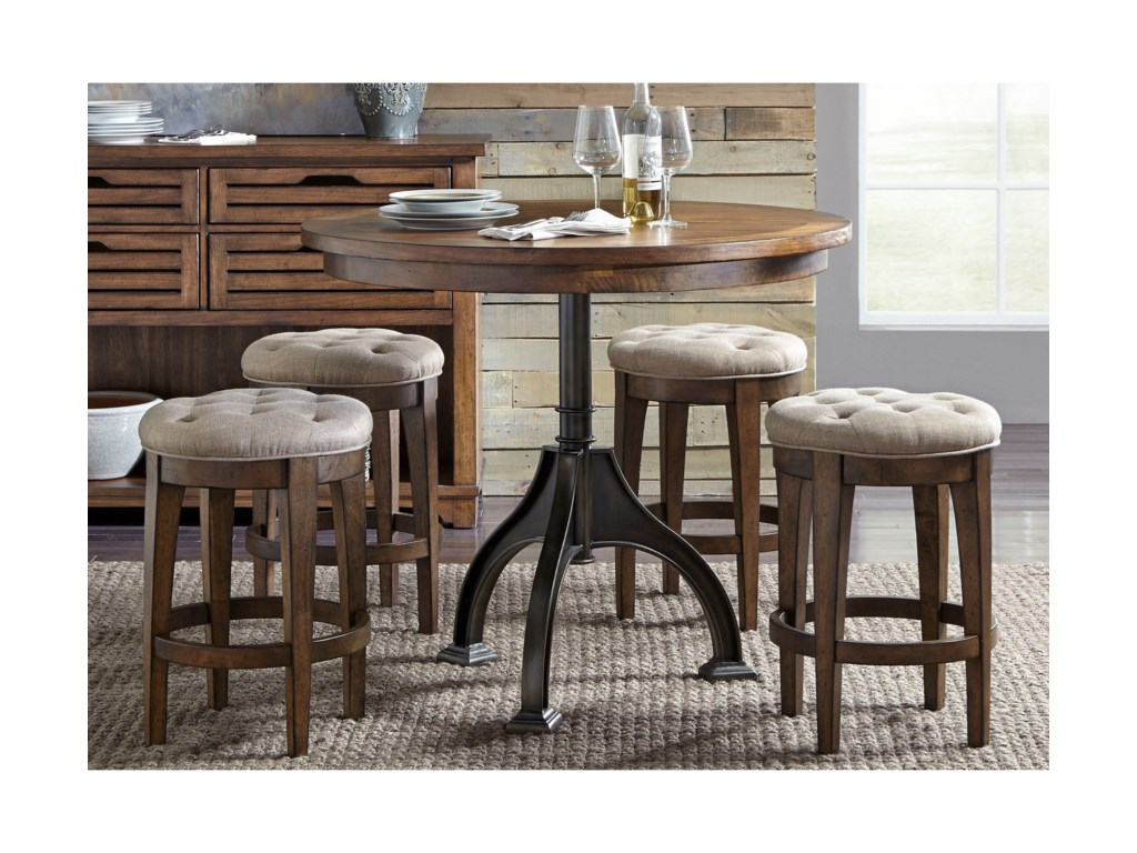 Liberty Furniture Arlington5 Piece Gathering Table Set