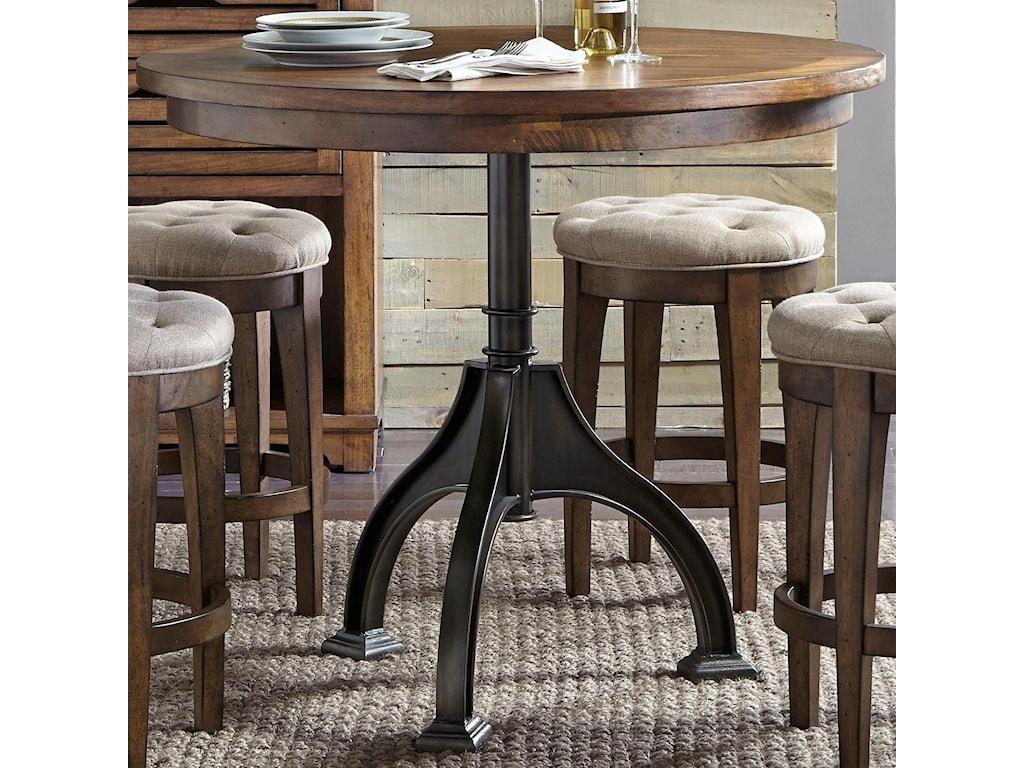 Liberty Furniture ArlingtonRound Gathering Table
