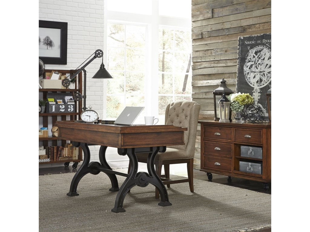 Liberty Furniture ArlingtonLift Top Writing Desk