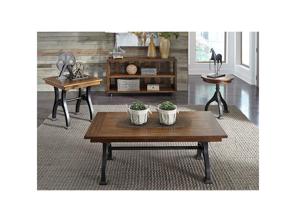 Liberty Furniture ArlingtonEnd Table