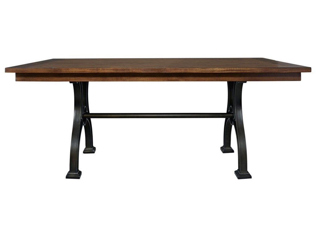Liberty Furniture ArlingtonTrestle Table