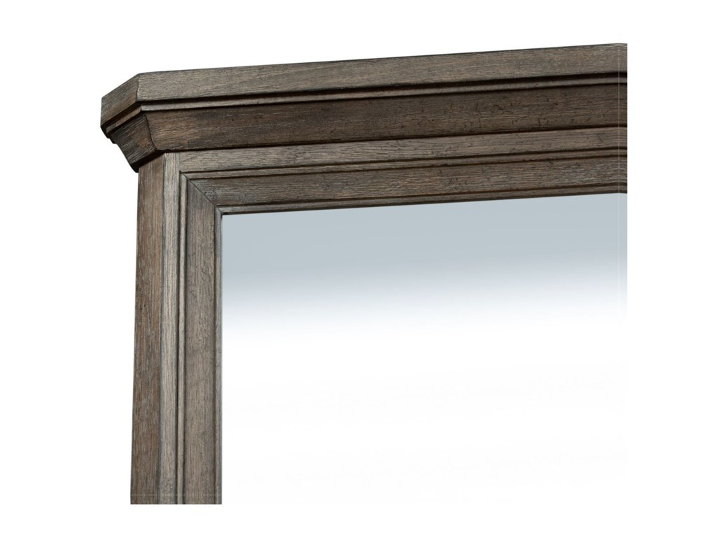 Liberty Furniture Artisan PrairieDresser Mirror