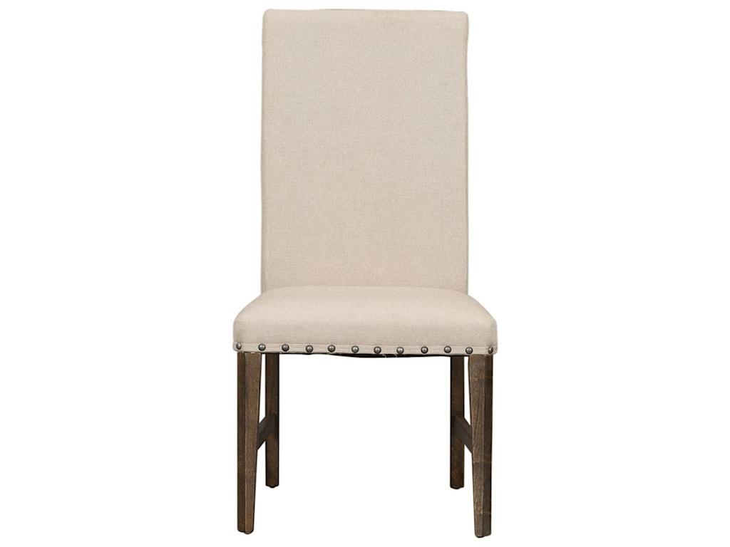 Liberty Furniture Artisan PrairieUpholstered Side Chair
