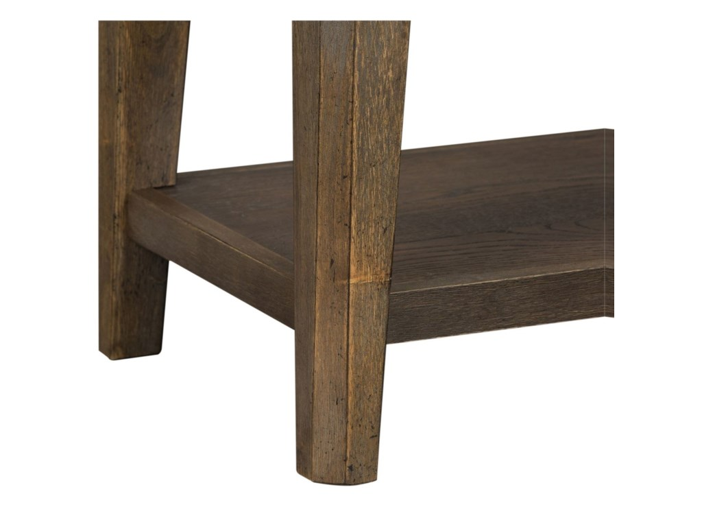 Liberty Furniture Artisan PrairieUpholstered Bench