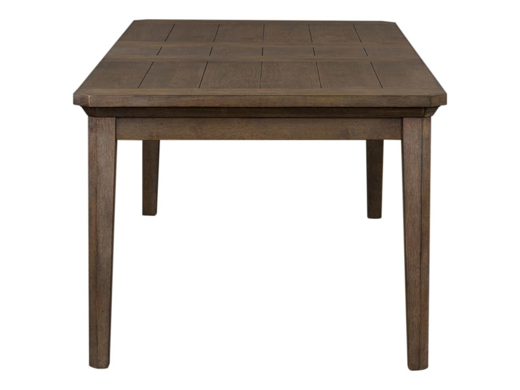 Liberty Furniture Artisan PrairieRectangular Leg Table