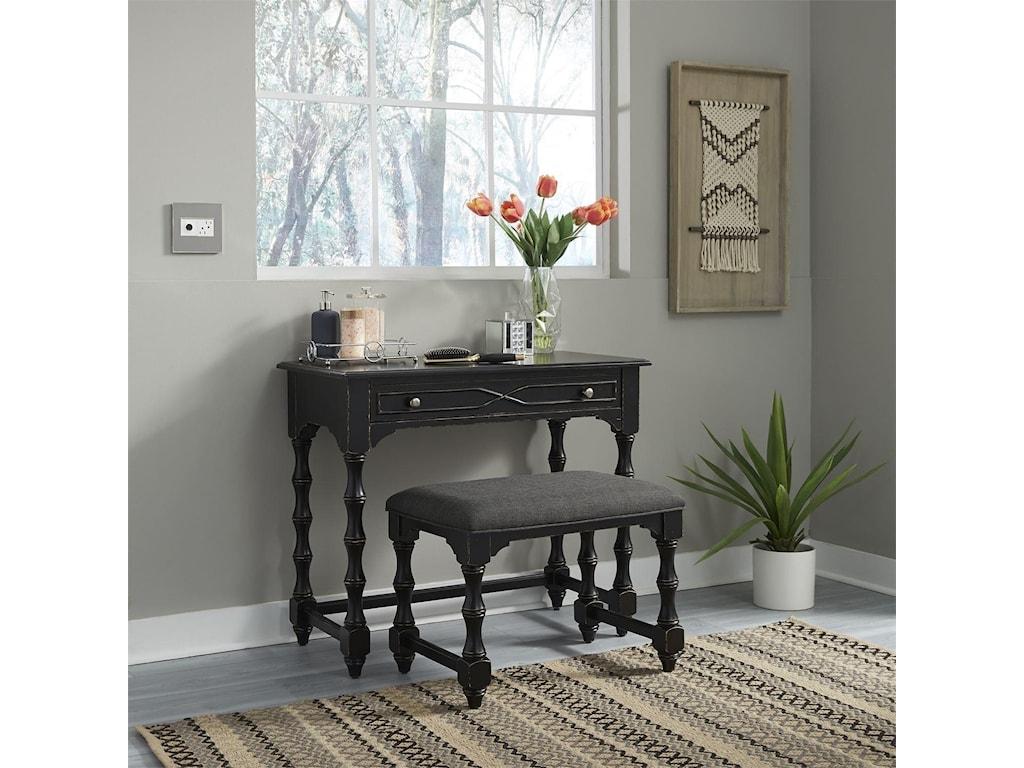 Liberty Furniture AshtonVanity Set