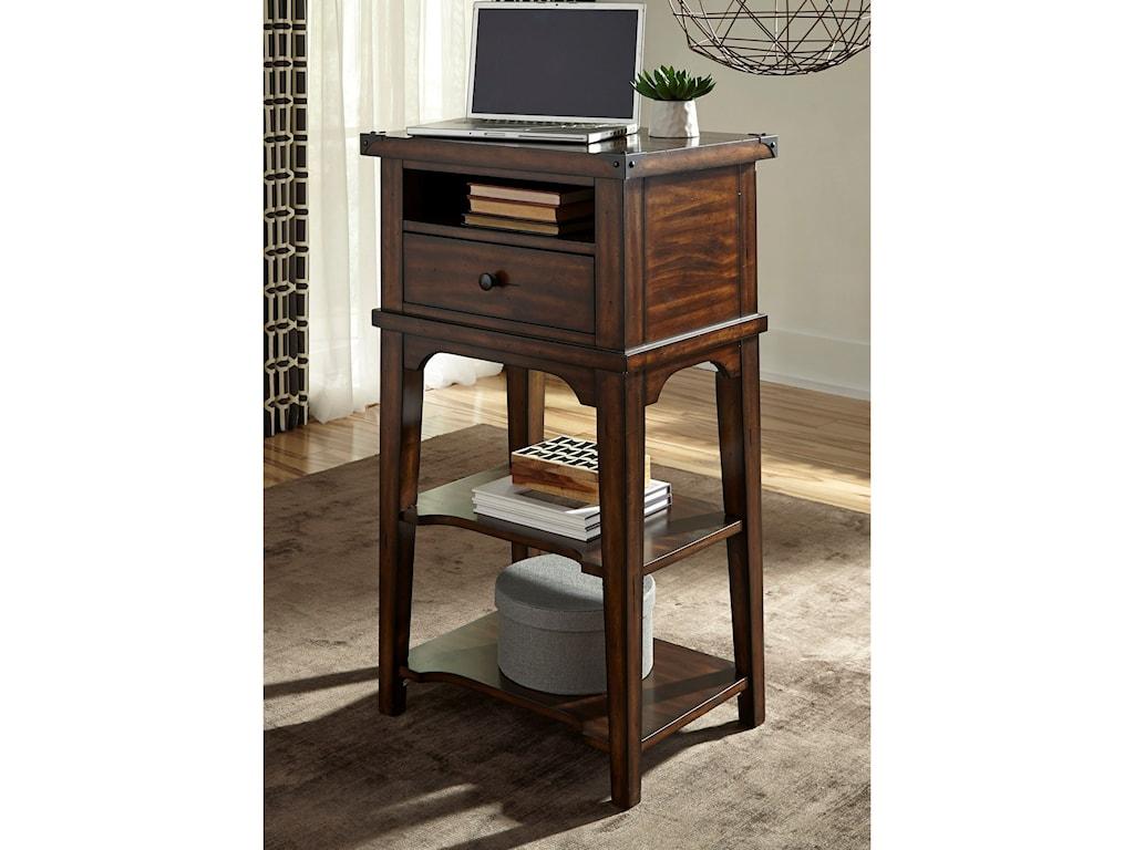 Liberty Furniture Aspen SkiesStand Alone Laptop Desk