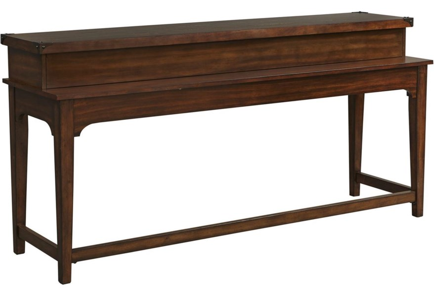 Aspen Skies Counter Height Sofa Table