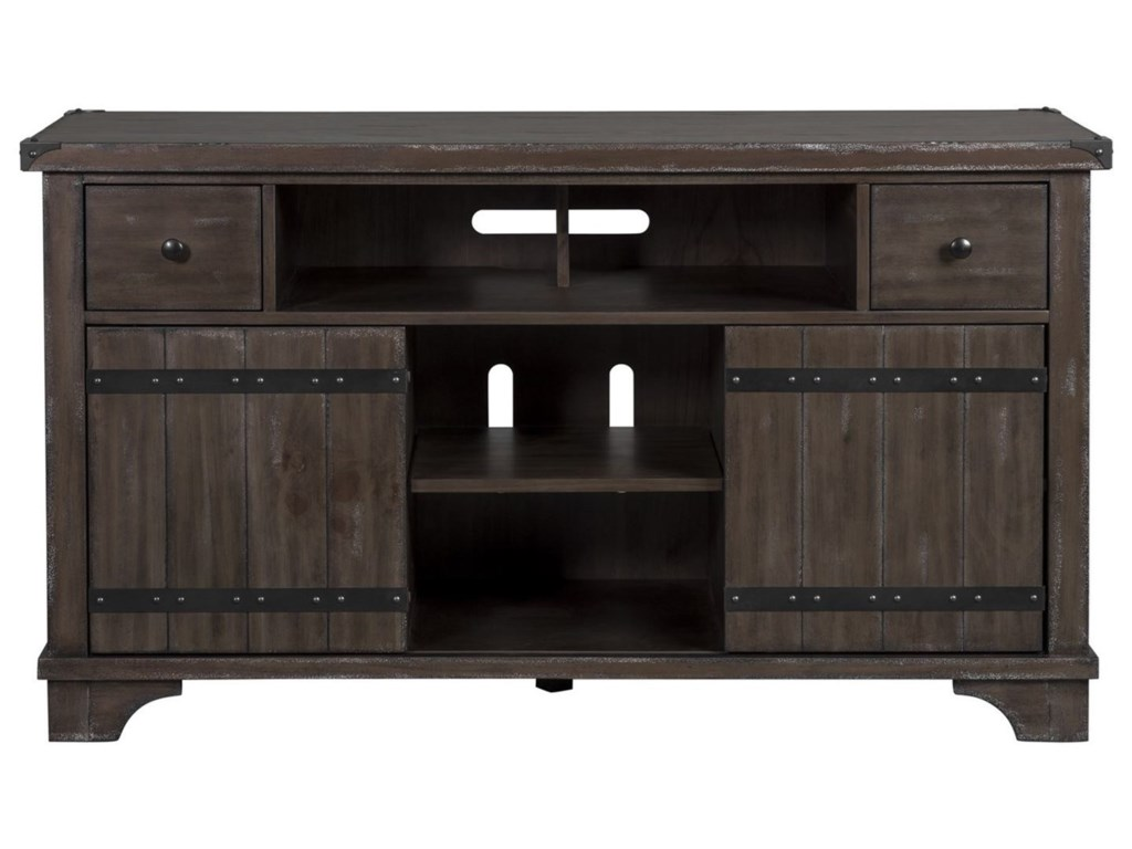 Liberty Furniture Aspen SkiesTV Console