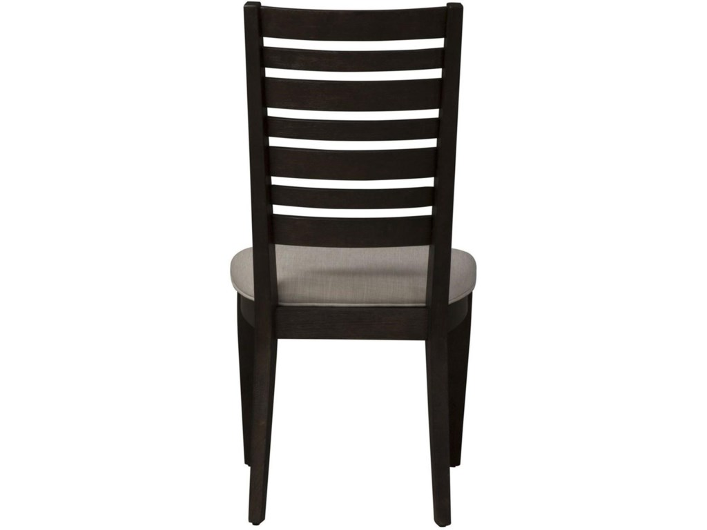 Liberty Furniture Atwood CreekLadder Back Side Chair