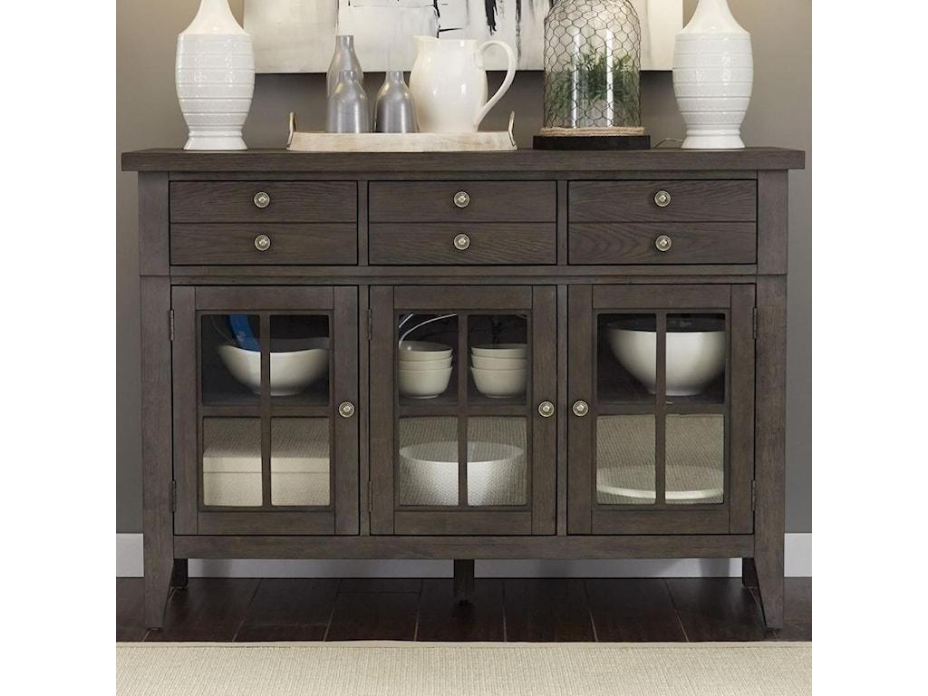 Liberty Furniture Atwood CreekBuffet