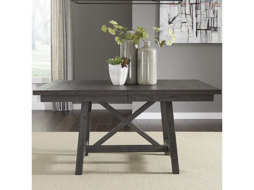 Liberty Furniture Atwood CreekTrestle Table
