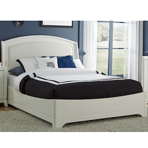 Liberty Furniture Avalon II King Leather Bed
