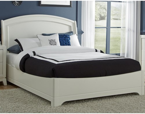 Liberty Furniture Avalon II King Platform Bed