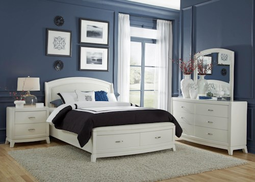 Liberty Furniture Avalon II King Bedroom Group 3