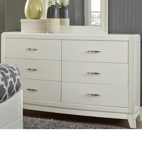 Liberty Furniture Avalon II Youth Dresser with 5 Drawers