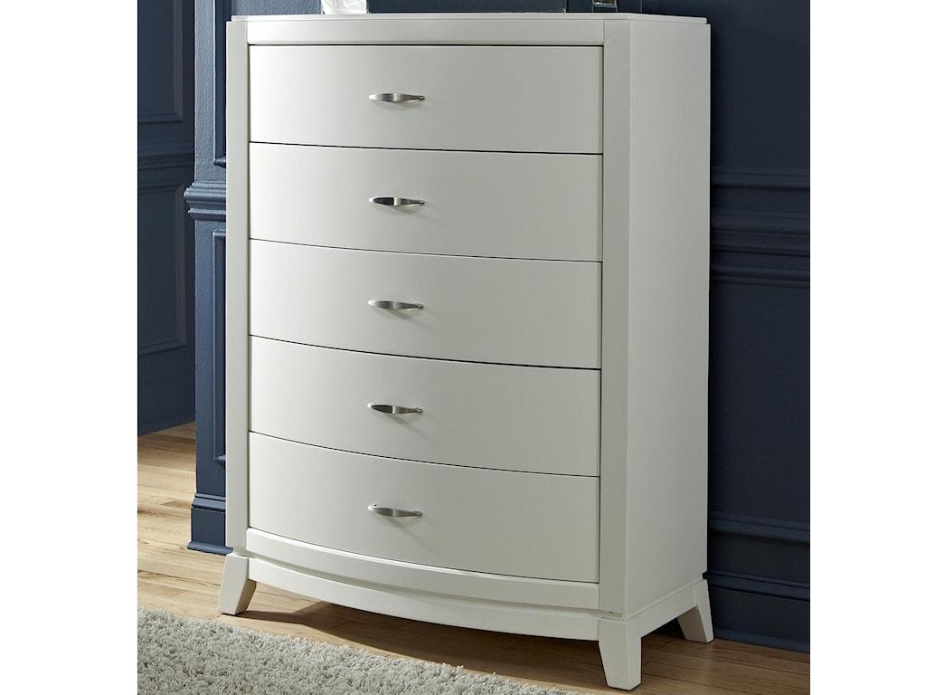 Liberty Furniture Avalon II5 Drawer Chest